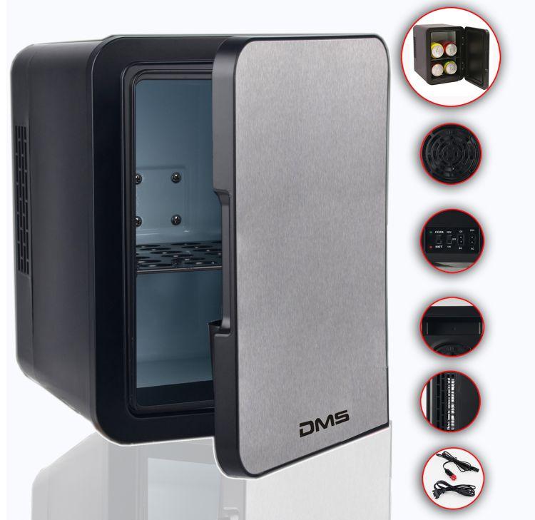 DMS® Mini Kühlschrank Minibar Kühlbox Thermobox Kühltruhe 12/230V ...
