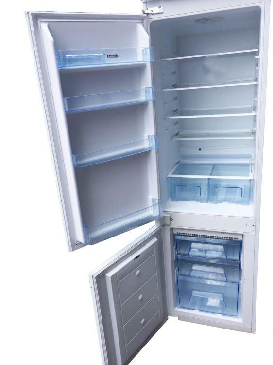 baumatic brcif7030 refrigerador empotrado combi nevera congelador a 246 ebay. Black Bedroom Furniture Sets. Home Design Ideas