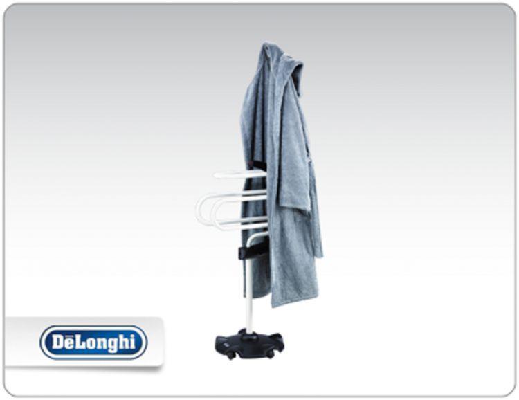 Delonghi scs100 120 elettrico supporto asciugamano scalda radiatore