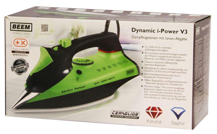 beem dynamic i power v3 b geleisen mit ionentechnologie. Black Bedroom Furniture Sets. Home Design Ideas