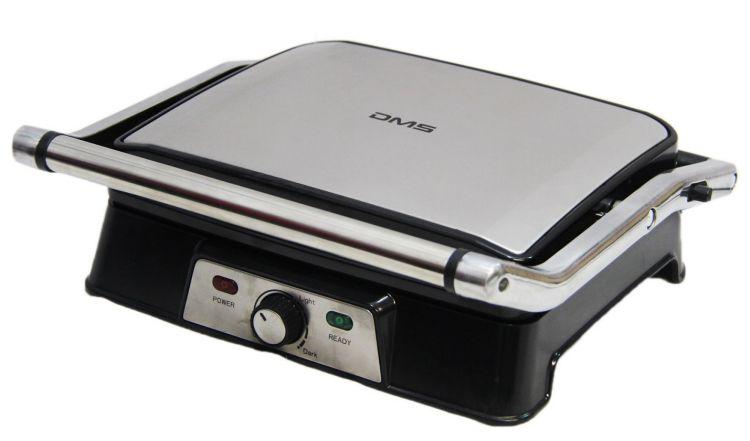 Kontaktgrill L Elektrogrill Tisch Grill Sandwich Maker