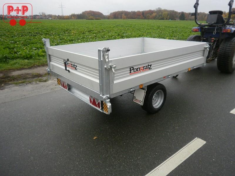 pongratz rk 2300 15 g al r ckw rtskipper 1500 kg kipper. Black Bedroom Furniture Sets. Home Design Ideas