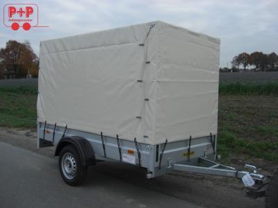 humbaur ha 752513 ungebremster anh nger 750kg plane neu ebay. Black Bedroom Furniture Sets. Home Design Ideas