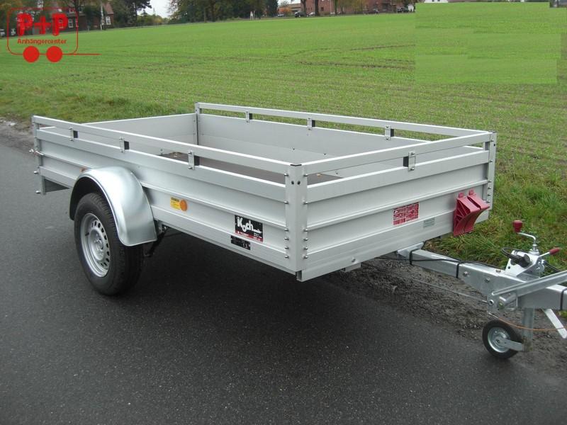 Koch aluminiumboden solider pkw for Koch 150 300