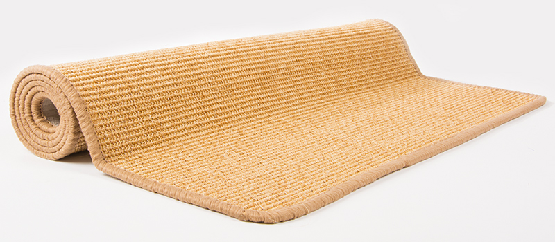 sisal tapis de lux couleur naturelle 100 fibre coureur ebay. Black Bedroom Furniture Sets. Home Design Ideas