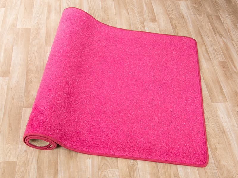 PREISHAMMER  Edler Glitzerteppich  Harrow Flash  Pink