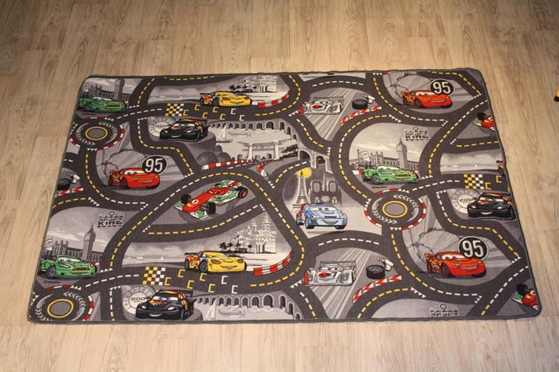 tapis pour enfants de jeu voiture route cars div mod tailles ebay. Black Bedroom Furniture Sets. Home Design Ideas