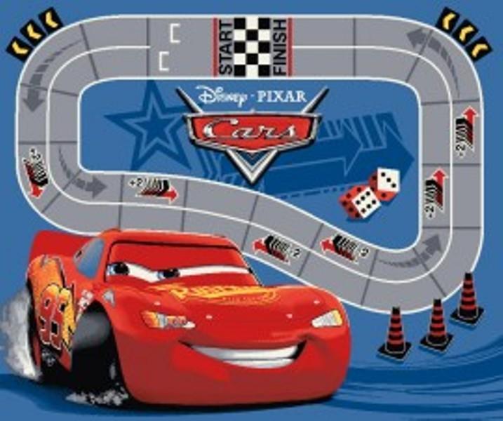 Alfombra kids para ni os circuito de coches ebay - Alfombra circuito coches ...