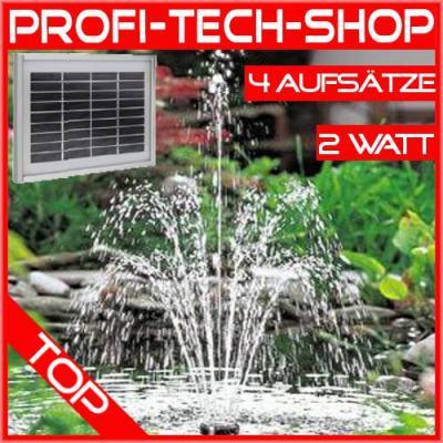 solar pumpe solarpumpenset springbrunnen teichpumpe wasserspiel teich ebay. Black Bedroom Furniture Sets. Home Design Ideas