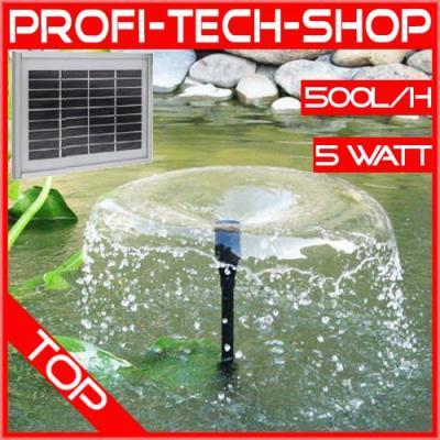 solarpumpe teichpumpe solar brunnen springbrunnen wasser. Black Bedroom Furniture Sets. Home Design Ideas