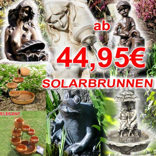 solar teichpumpe gartenbrunnen zierbrunnen brunnen springbrunnen wasserspiel ebay. Black Bedroom Furniture Sets. Home Design Ideas