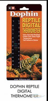 Klebe-Digitalthermometer-Reptilien-Terrarien