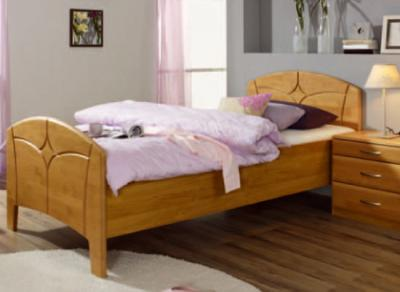 bett granada in komforth he seniorenbett erle topas teilmassiv einzelbett ebay. Black Bedroom Furniture Sets. Home Design Ideas