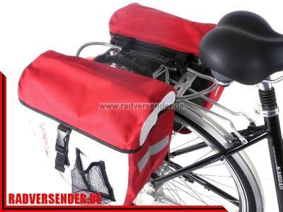 taschenset gep cktr ger fahrrad fahrradtasche packtaschen. Black Bedroom Furniture Sets. Home Design Ideas