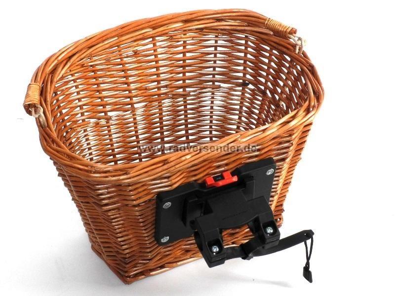 basil fahrradkorb dorset m nature grey one size 13050 pro. Black Bedroom Furniture Sets. Home Design Ideas