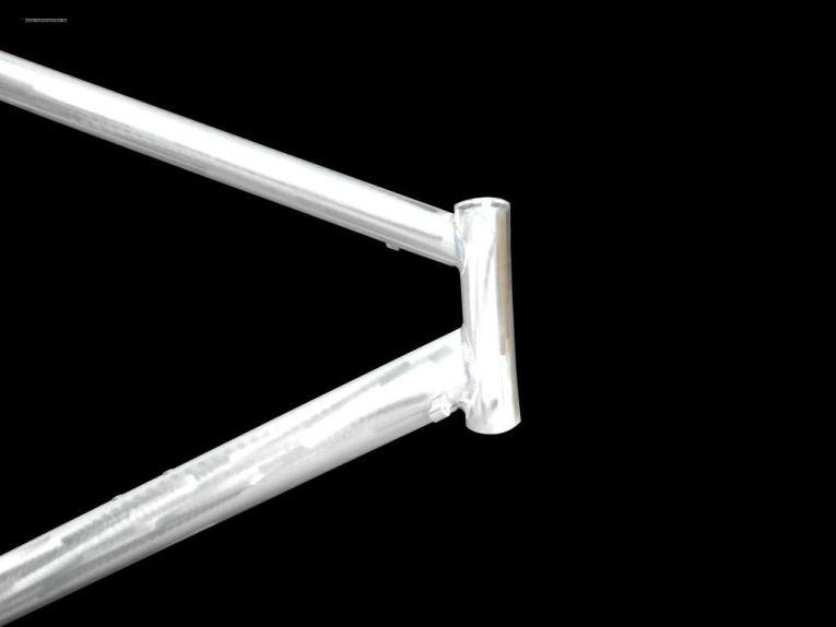 28 Alu RENNRAD Fahrrad Rahmen Retro frame 1 Zoll SPEED BIKE