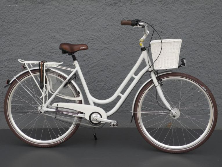28 zoll alu damen fahrrad 3 gang shimano nexus nabendynamo korb retro classic ebay. Black Bedroom Furniture Sets. Home Design Ideas