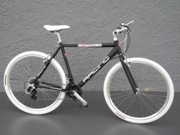 28 zoll alu speed bike fitnessbike shimano 21 gang cross fahrrad ebay. Black Bedroom Furniture Sets. Home Design Ideas
