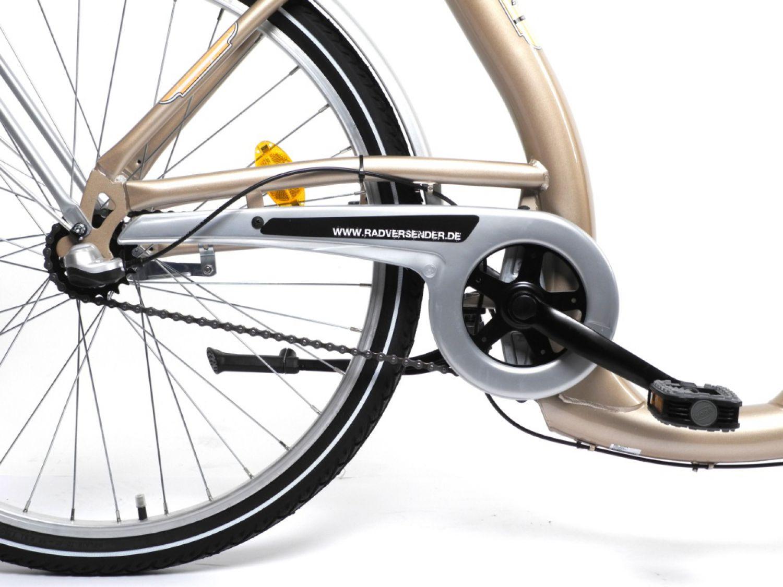 26er bequemes biria damen fahrrad mit tiefem einstieg. Black Bedroom Furniture Sets. Home Design Ideas
