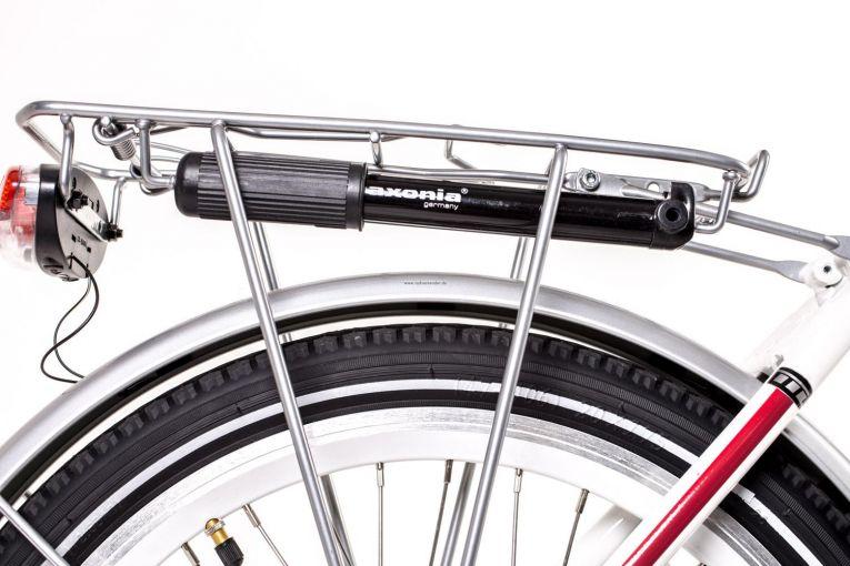 saxonia mini fahrrad luftpumpe fahrradpumpe dunlop ventil. Black Bedroom Furniture Sets. Home Design Ideas