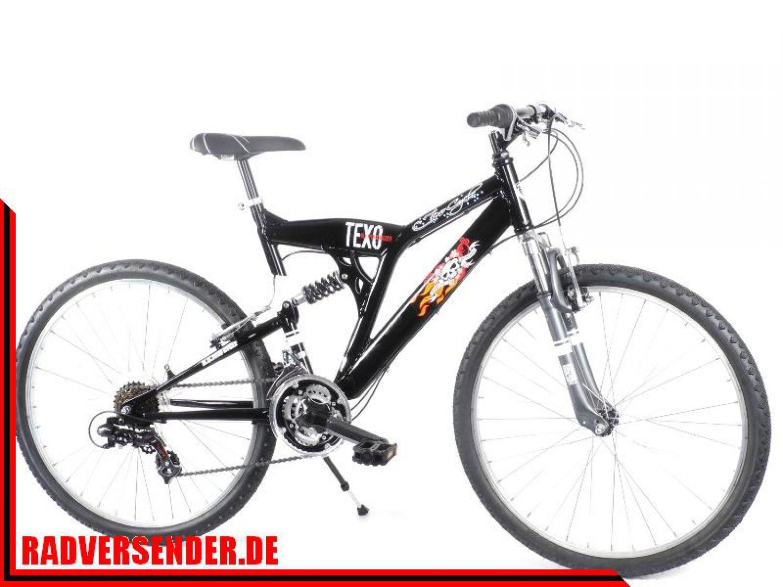 26 alu mtb fully shimano fahrrad mountainbike. Black Bedroom Furniture Sets. Home Design Ideas