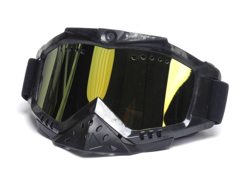 moto cross quad motorrad action video kamera brille cam ebay. Black Bedroom Furniture Sets. Home Design Ideas