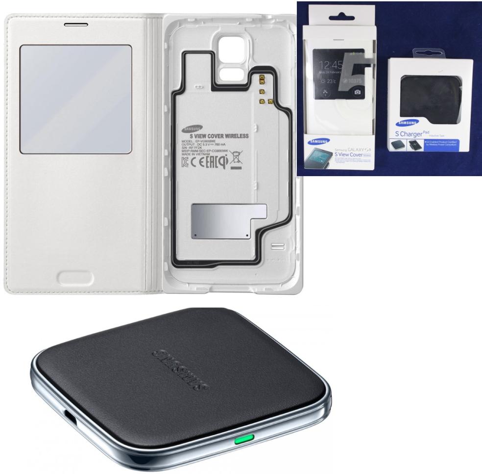original samsung induktives set cover ep vg900 pad ep. Black Bedroom Furniture Sets. Home Design Ideas