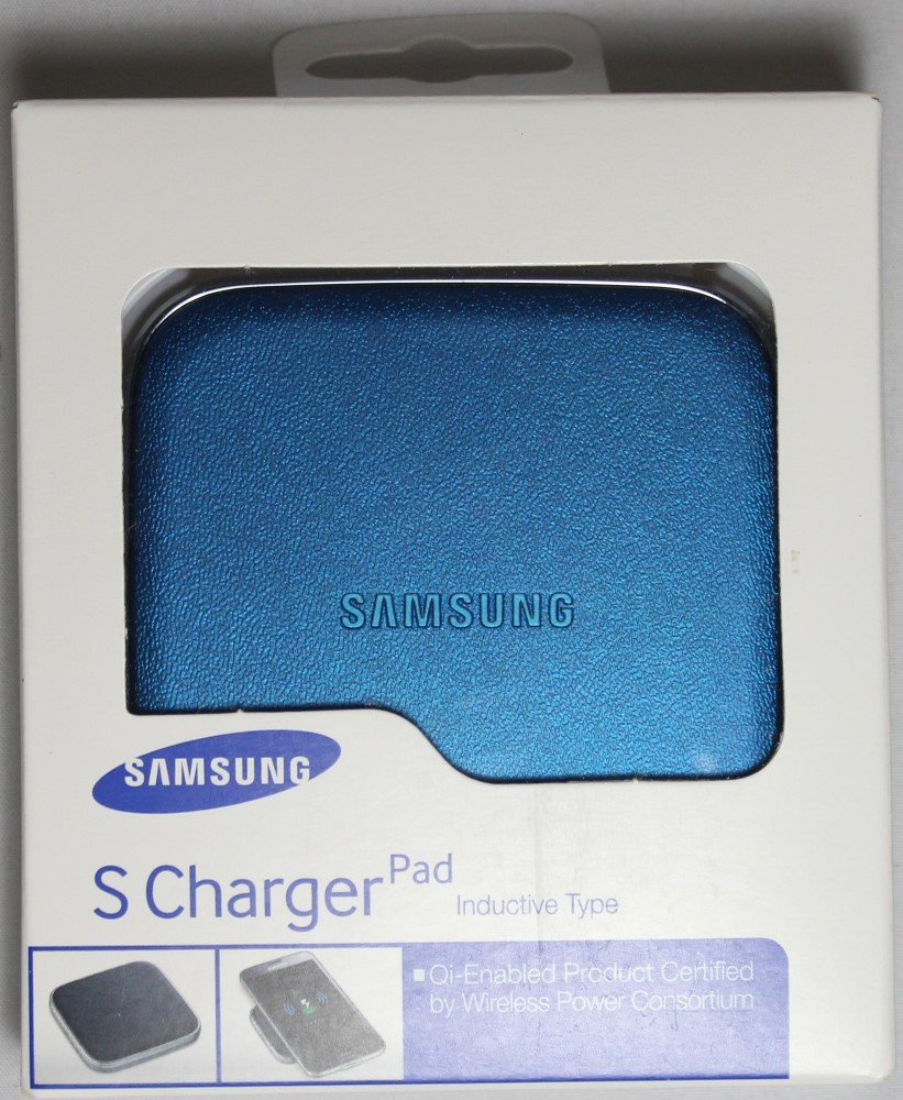 original samsung induktives charging lade pad ep pg900. Black Bedroom Furniture Sets. Home Design Ideas