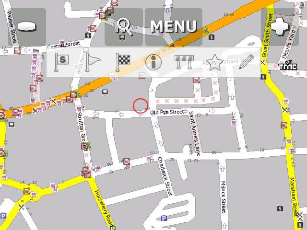 Mapfactor 16 Windows Ce Navi Software Mit Lizenziertem