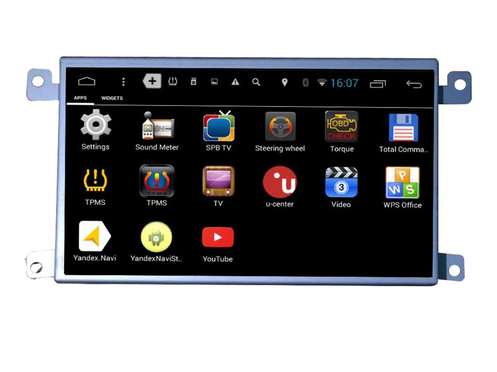 Audi A6 A4 Q7 Mmi 2g Android Touch Screen Gps Satnav Bluetooth Usb Sd Ebay