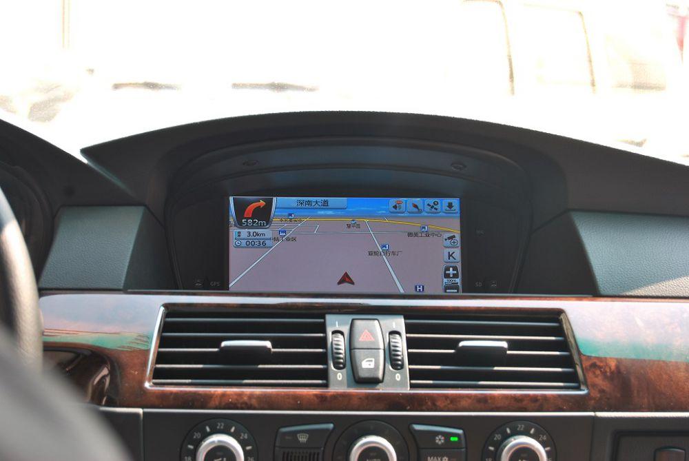 bmw e60 e61 e63 e64 m5 hd touchscreen 3d gps navigation sd. Black Bedroom Furniture Sets. Home Design Ideas