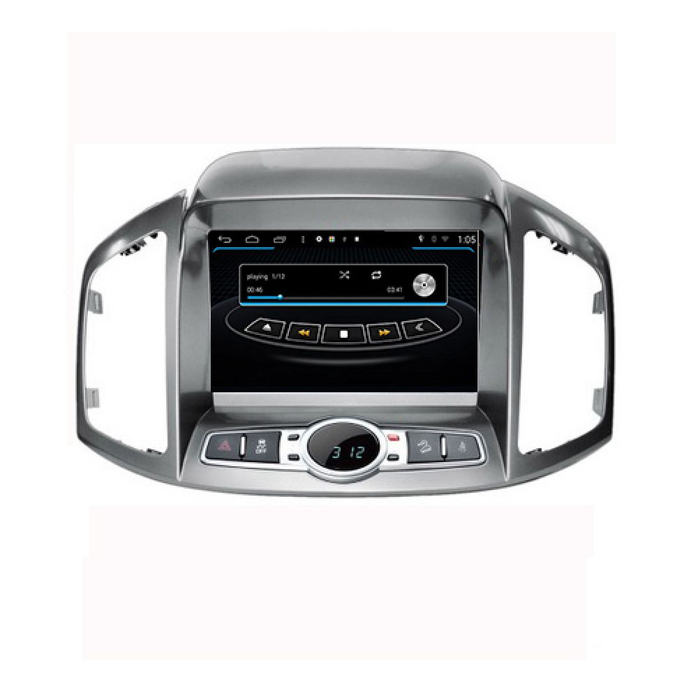 chevrolet captiva android autoradio touchscreen navi 3d. Black Bedroom Furniture Sets. Home Design Ideas