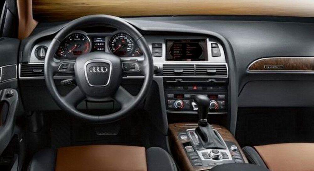 Audi A6 A4l A5 Q7 Mmi 2g Touch Screen Gps Navigation Tv Usb Sd Ebay