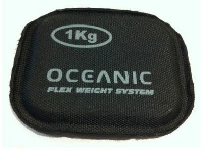 oceanic flexblei 1 kg qualit tsblei blei tauchblei choc. Black Bedroom Furniture Sets. Home Design Ideas