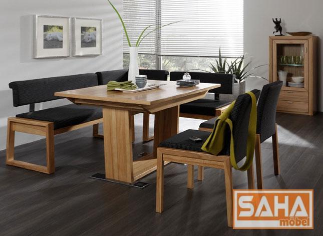eckbankgruppe oslo mit tisch ebay. Black Bedroom Furniture Sets. Home Design Ideas