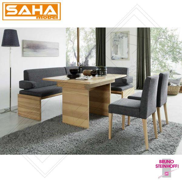 loft eckbankgruppe tisch sitzbank eckbank esstisch stuhl s ulentisch ebay. Black Bedroom Furniture Sets. Home Design Ideas