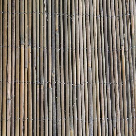 sichtschutz bambus windschutz sichtschutzmatte zaun balkonsichtschutz garten ebay. Black Bedroom Furniture Sets. Home Design Ideas