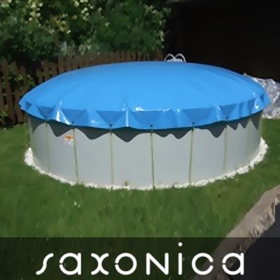 aufblasbare pool abdeckung f r rundpool 500 cm ebay. Black Bedroom Furniture Sets. Home Design Ideas