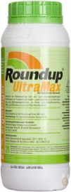 Roundup Ultra Max Unkrautvernichter 1 Liter