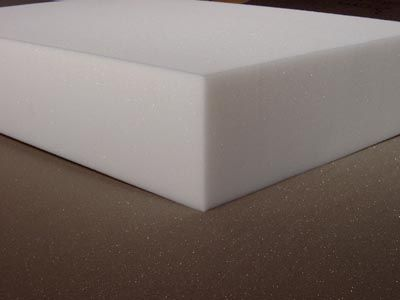 schaumstoff polsterplatte 15cm matratze breite 90cm ebay. Black Bedroom Furniture Sets. Home Design Ideas