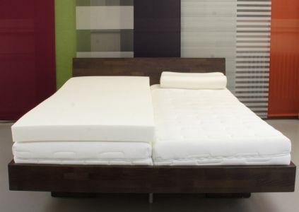 viscoelastische matratzenauflage topper auflage visco schaum 8 5cm ohne bezug. Black Bedroom Furniture Sets. Home Design Ideas