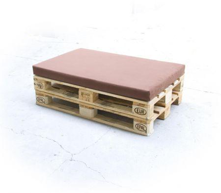palettenpolster f r lounge sofam bel schaumstoff rg 35 sitzpolster ebay. Black Bedroom Furniture Sets. Home Design Ideas