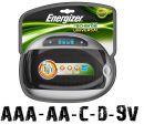 ENERGIZER Universal Ladegerät für AA - AAA - C - D - 9V Akkus