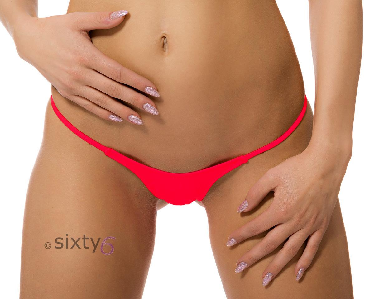 Go Go Microstring Minislip Sexy String Tanga Bikinislip Sixty6 Bikini Slip