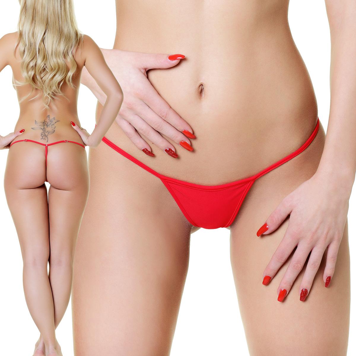 G Strip Bikini 111