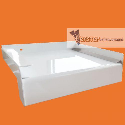 fensterbank aluminium tiefe 195 mm wei au en fensterbretter ebay. Black Bedroom Furniture Sets. Home Design Ideas