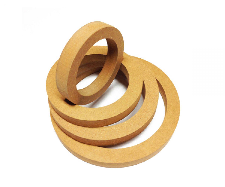 mdf holzring lautsprecher montagering ring adapterring carhifi holzringe basteln. Black Bedroom Furniture Sets. Home Design Ideas
