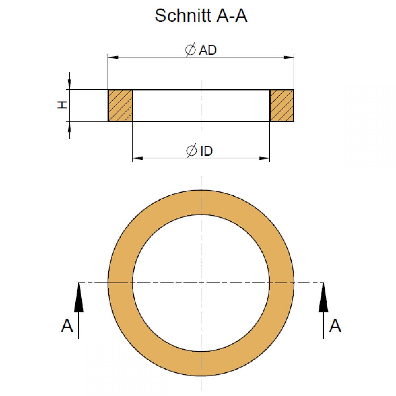 16mm 19mm 22mm mdf holzringe lautsprecher montagering ringe carhifi basteln ebay. Black Bedroom Furniture Sets. Home Design Ideas