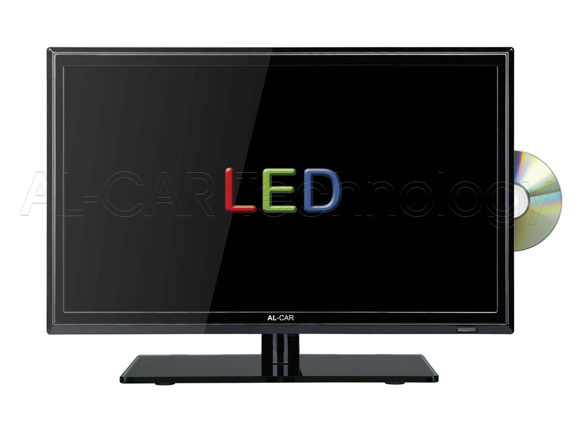 al car easi tv led 22 4 motorhome tv 12v ebay. Black Bedroom Furniture Sets. Home Design Ideas