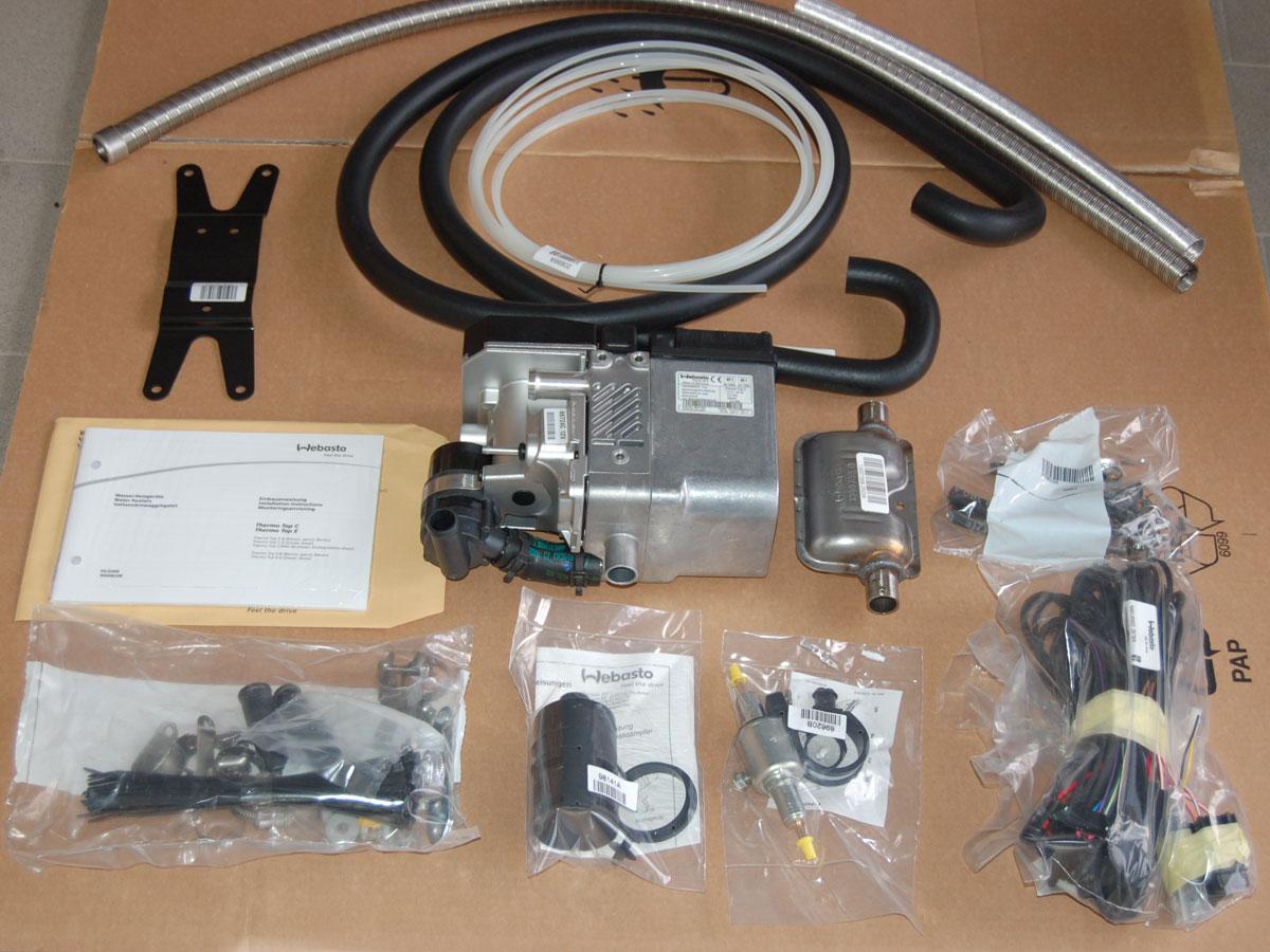 webasto thermo top c diesel uni set pre selection timer multicontrol car. Black Bedroom Furniture Sets. Home Design Ideas